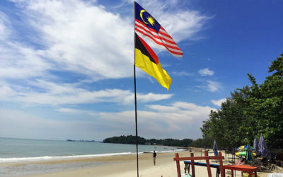 Cultural Uber ride from Port Dickson, Malaysia